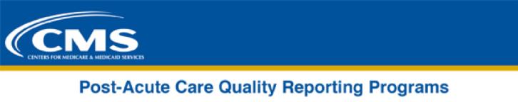 CMS QRP header